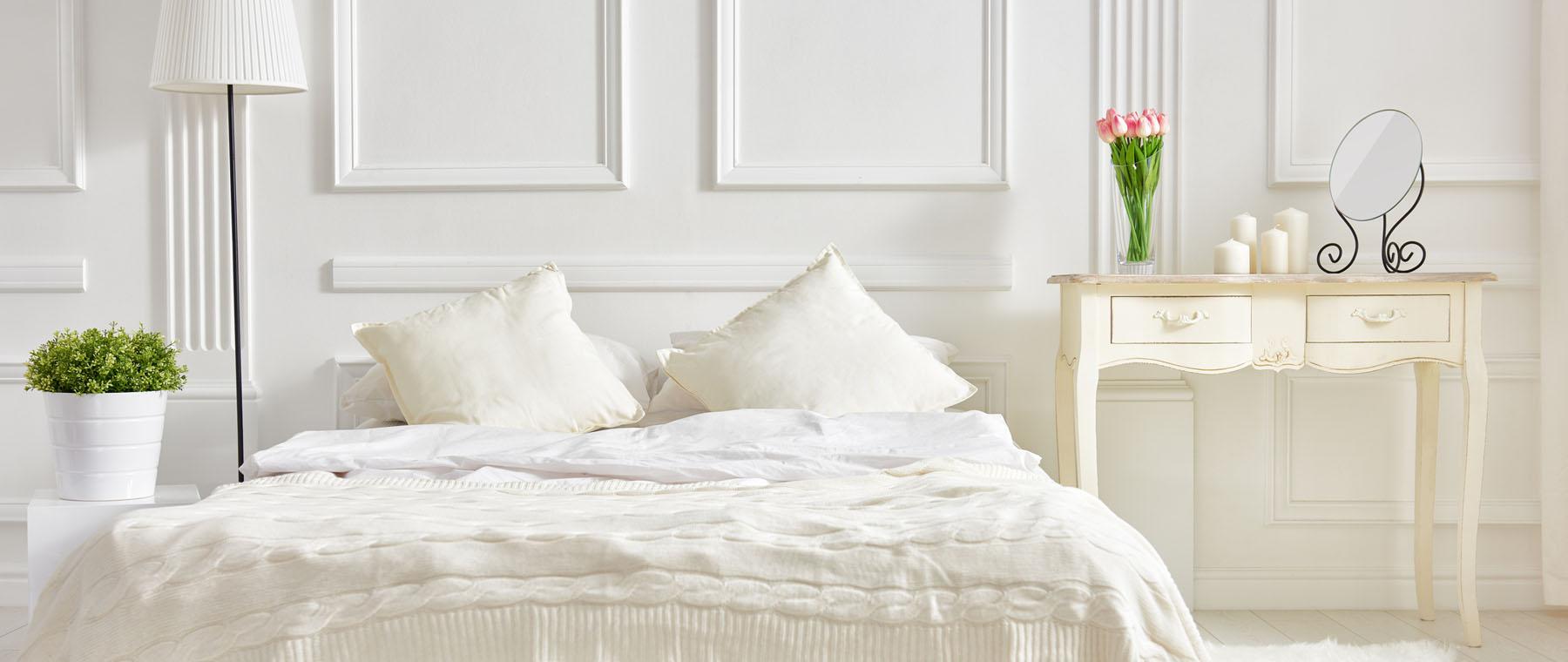 elegant classic bedroom